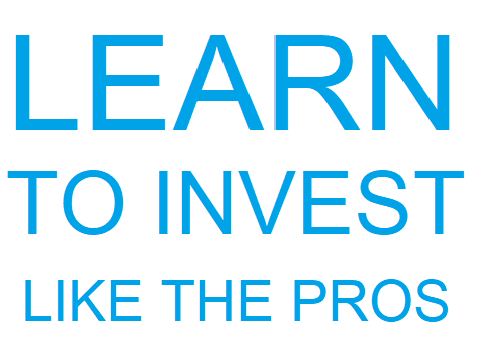 LEARN TO INVEST LIKE THE PROS